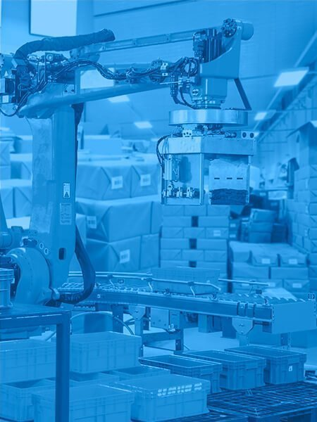 Axor Industries - Applicazioni - Intralogistica