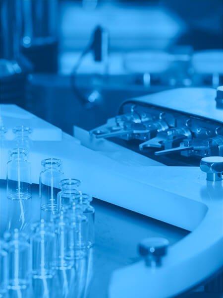 Axor Industries - Applicazioni - Farmaceutica e medicale