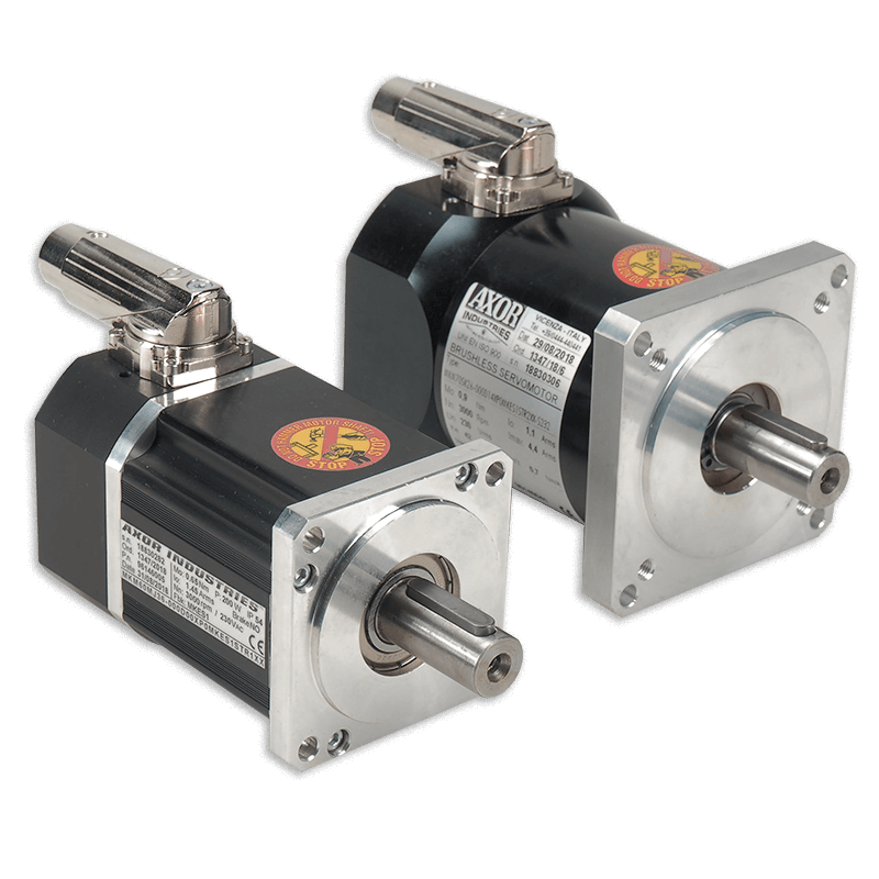 Axor Industries - Servomotors Brushless